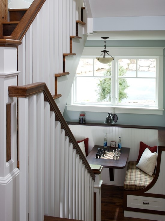 Basement Stair Landing Decorating: 59 Best Images About Staircase Ideas On Pinterest
