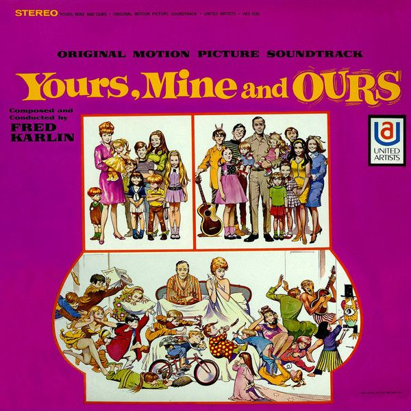 Fred Karlin - Yours, Mine And Ours: buy LP at Discogs