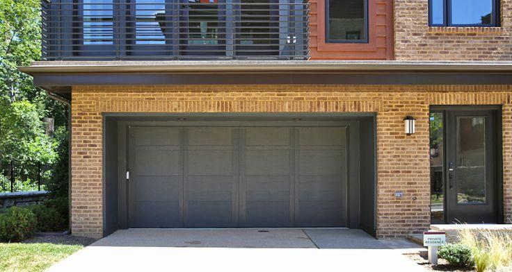 Overhead Door Company Of Washington DC Is Proud To Provide The Garage Doors  \u0026 Openers For The Townhomes In EYA\u0027s Development \u2013 Grosvenor  ...