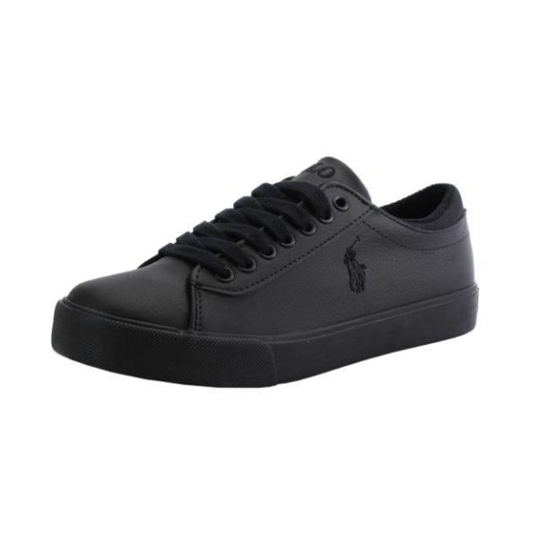 Polo Ralph Lauren Harrison Mid | Boys School Shoes | Trainers | Kizzies