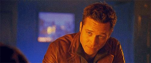 """Basically, he makes a lot of great faces. 