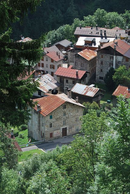 Cibiana du Cadore, Belluno, Veneto, Italy