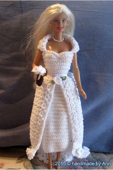 Pin Di Patrizia Su Rivista Uncinetto Bambole Bo 30 Crochet Barbie