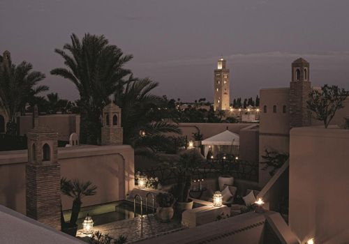 Week-end de luxe à l'hôtel Royal Mansour Marrakech, Maroc - Privilèges Voyages