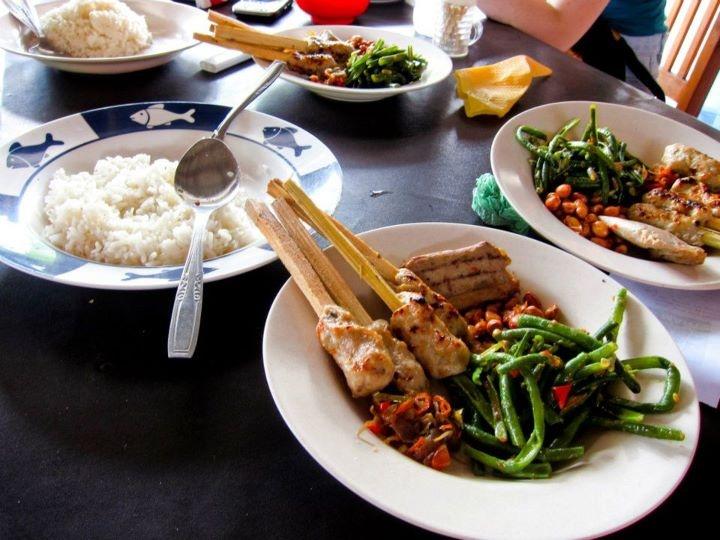 Paket Komplit, Balinese Food :p