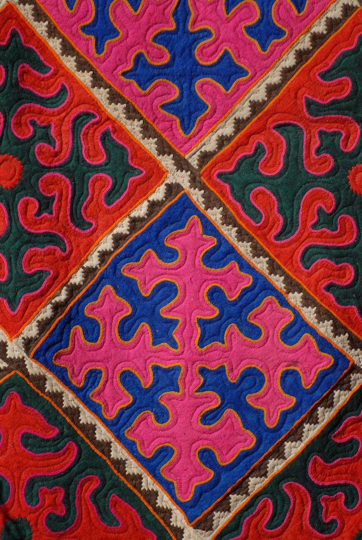Textiles, Kyrgyzstan