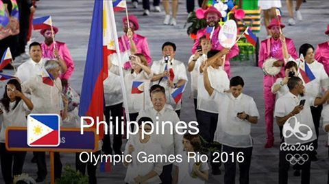 Vai a Equipe Filipinas em Jogos Olímpicos Rio 2016 #philippines #rio2016 #olympics2016 #brasil #filipino #blogger #blog #asianblogger #fashionblogger