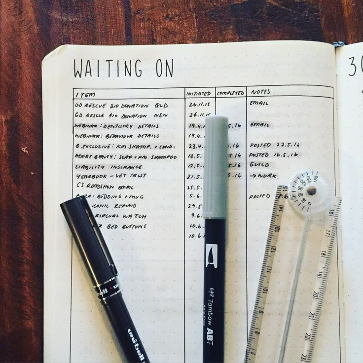 Laura Hickman Bullet Journal Show and Tell
