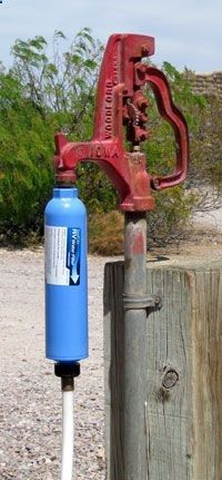 Water treatment idea for your RV