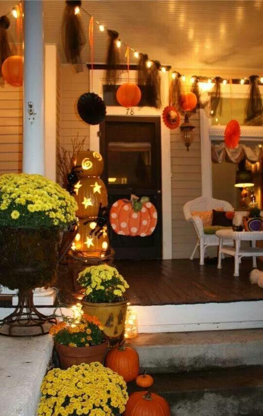 Pin de melissa geuvens en fall halloween pinterest - Decoracion fiesta halloween ...