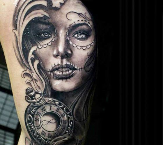 Tattoo Ideas Black And Grey: 1000+ Ideas About Black And Gray Tattoos On Pinterest