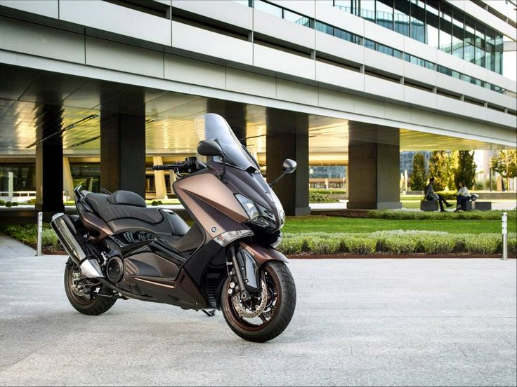 #Yamaha #TMAX Bronze MAX