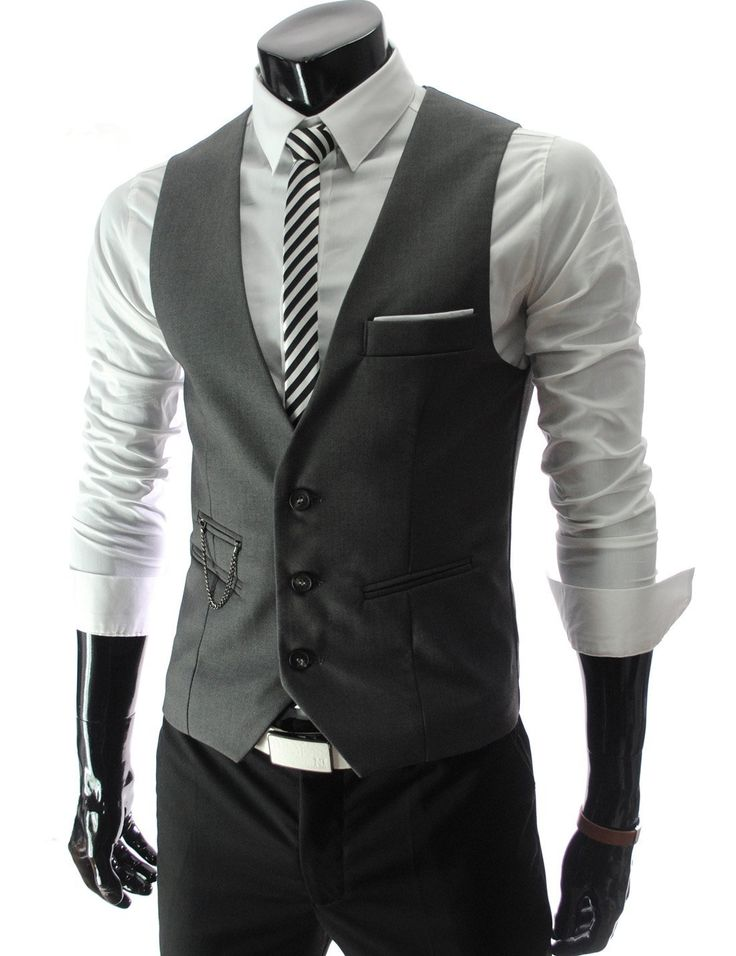 Need a grey suit.