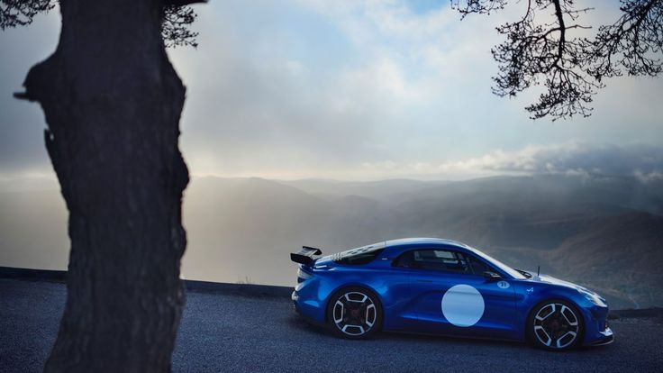 There's suddenly a new sports car brand in Europe, and it's awesome: Renault's sporty Alpine is back