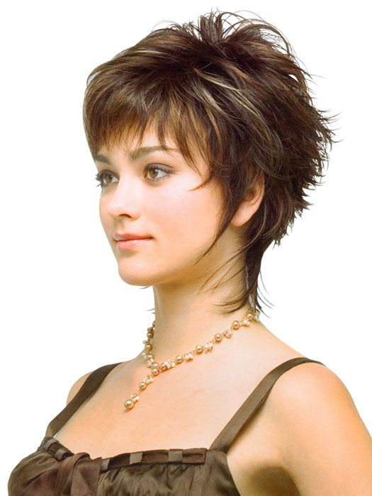 Short Hair Styles For Women Over 40 | Short Hairstyles for Fine