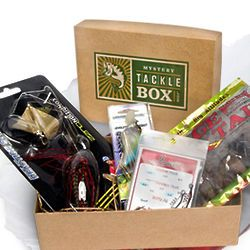 Mystery Tackle Box 3 Month Gift Subscription