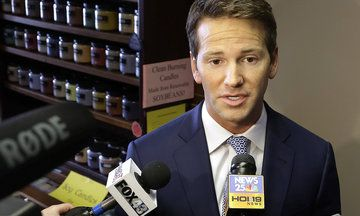 Aaron Schock Drops Additional $900,000 On Legal Fees