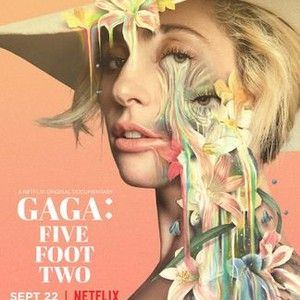 In the Netflix original documentary Gaga: Five Foot Two, Lady Gaga offers a vulnerable look of her life during one of the most pivotal periods in her career yet. Directed by Emmy (R)-nominated filmmaker Chris Moukarbel (Banksy Does New York, Me at the Zoo), the film is shot in the style of cinema verité, giving viewers unfiltered, behind-the-scenes access as Gaga spends time with close friends and family members, records and releases her 2016 album Joanne and, deals with personal struggles…