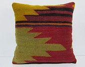 kilim pillow 20x20 bohemian design large antique pillow case large floor pillow cover 20x20 kelim pillow cover large pillow kilim rug 30048