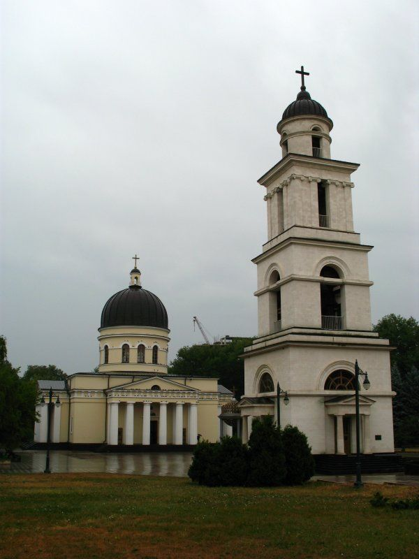 Chisinau, Moldova - The Eastern Periphery