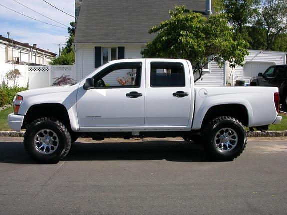 Lifted Chevy Colorado >> lifted chevy colorado | bikerm2o's ChevroletColorado Regular Cab | OFF ROAD 4X4 | Pinterest