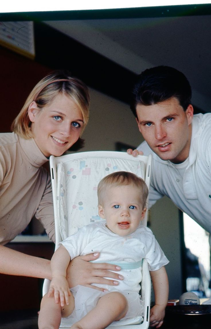 Ricky, Kris and Tracy Nelson