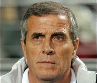 Best Football Coachs: Oscar Washington Tabarez