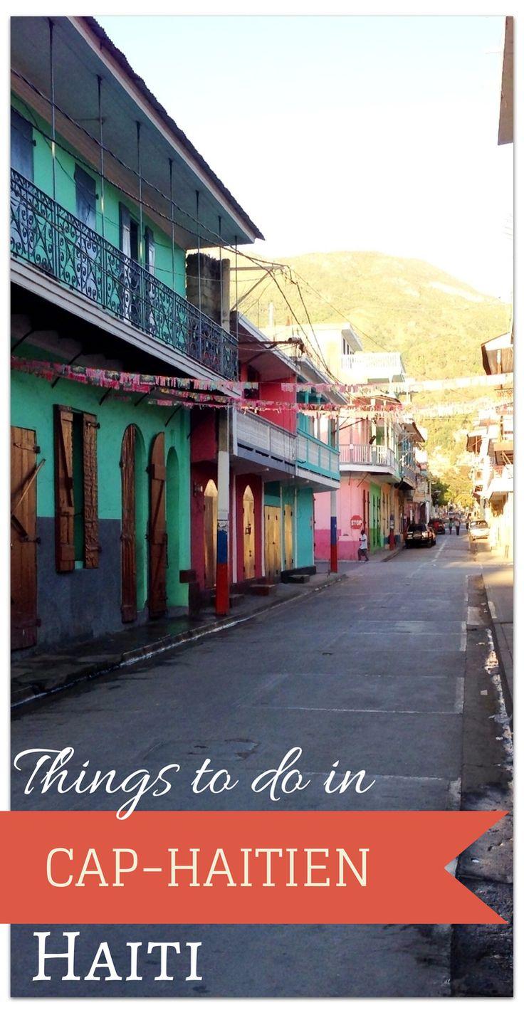Exploring Cap-Haitien, Haiti