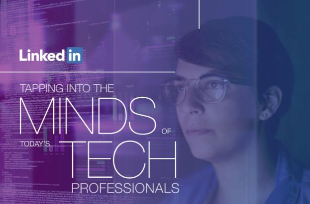LinkedIn have released a newinfographicwhichprovides an overview of how tech professionals engage with content on LinkedIn.