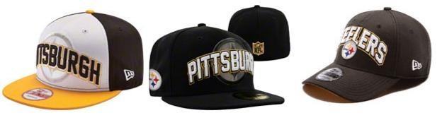 Pittsburgh Steelers 2012 New Era Draft Hats - http://www.fansedge.com/Pittsburgh-Steelers-2012-New-Era-Draft-Hats-Merchandise-_-59152645_PG.html?social=pinterest_42611_pit
