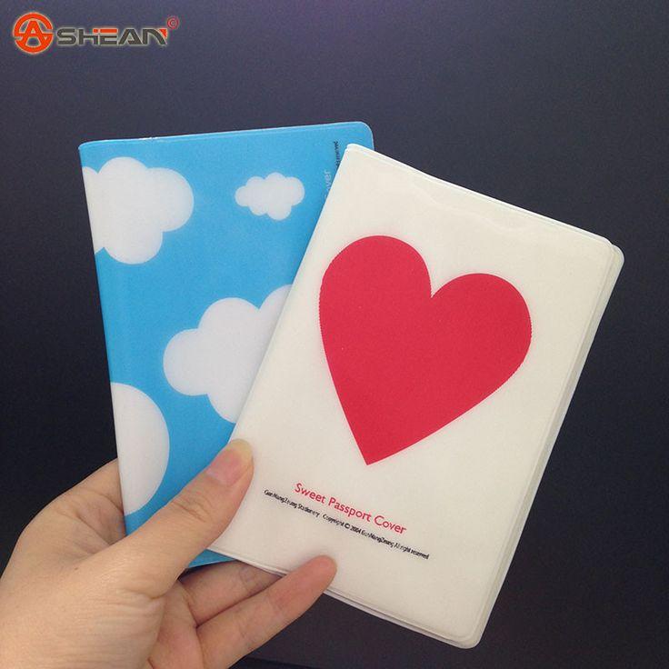 Купить товарОптовая продажа обложка для паспорта, Паспорт + багажную Tag + силиконовый ремешок ; любовь и облака два вида стилей в категории Держатели для карт и удостоверений личностина AliExpress.                                       Добро пожаловать                                               П