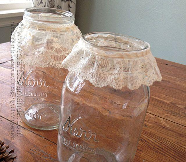 Blog de los detalles de tu boda | DIY centro de mesa navideño | http://losdetallesdetuboda.com/blog