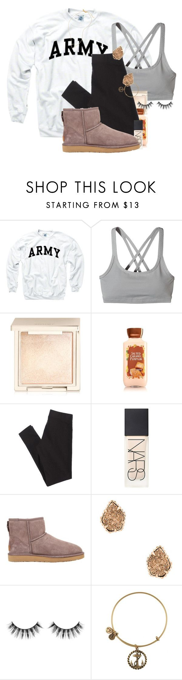 """""""In love with these boots"""" by erinlmarkel ❤ liked on Polyvore featuring Patagonia, Jouer, American Eagle Outfitters, NARS Cosmetics, UGG Australia, Kendra Scott, Sephora Collection, Alex and Ani and Madewell"""