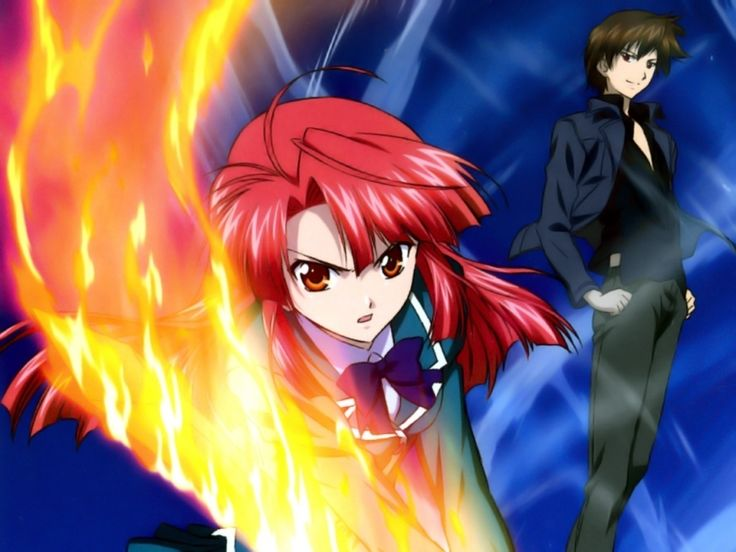 17 Best Images About Kaze No Stigma On Pinterest