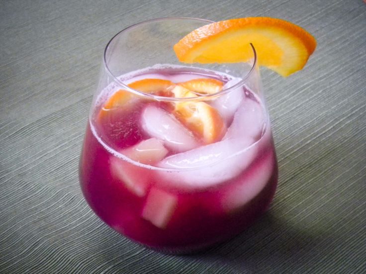 Thirsty for some sangria? This light and delicious drink is a big hit when hosting parties. Original recipe calls for rosé wine, but I found that an inexpensive bottle of Carlo Rossi Sangria works …