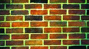 "New artwork for sale! - "" Wall Brick Brick Wall Red  by PixBreak Art "" - http://ift.tt/2mTcycv"