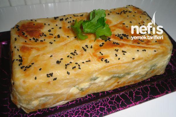 Peynirli Baton Börek