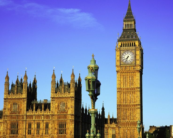 Things To See in London, England