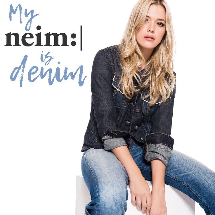 Lo mejor del #diseño y la #moda de calidad incomparable. #myneimisdenim#NeimMarket #jeanswear