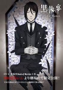 Day 92: Black Butler Book of Murder... Its the butler in the bedroom with a candlestick! wait the butlers dead? well im all out of clues. with only two episodes each an hour long (equal to about 5 regular episodes) i did not expect to have as much fun as i did with this ova. some of the new characters where fantastic (GREY) and the mystery itself felt like ;P well Sherlock Holmes! the second half had me crying with laughter. if your a Black Butler fan you will not walk away disappointed 4…