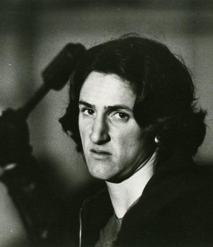 "Sean Penn en""Bad Boys"", 1983"