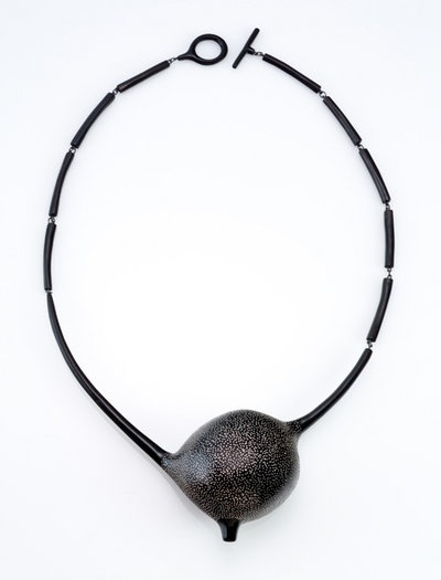 "Daniel Di Caprio ""Stubble"" Necklace"