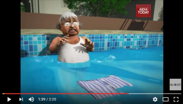 Watch it funny cartoon video # Lalu Yadav And Sons Property VS CBI # Source By So Sorry