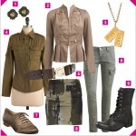 Military Chic: Shoes, Trends, Tags, Style Pinboard, Military Chic