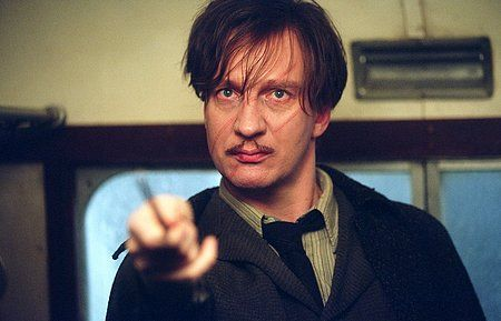 """""""Remus Lupin was supposed to be on the H.I.V metaphor. It was someone who had been infected young, who suffered stigma, who had a fear of infecting others, who was terrified he would pass on his condition to his son. And it was a way of examining prejudice, unwarranted prejudice towards a group of people. And also, examining why people might become embittered when they're treated that unfairly."""" - J.K. Rowling."""