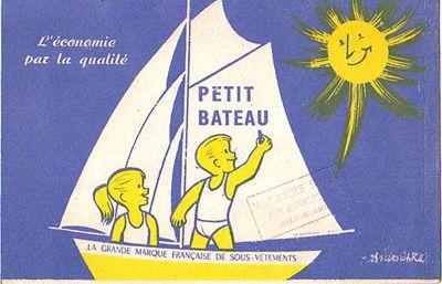 Mitschke Petit Bateau 1960