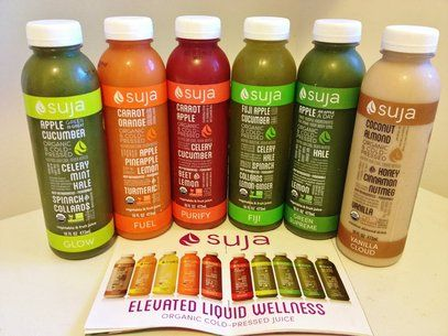 Win a three day supply of fresh, organic Suja Juice from Devour & Conquer (US only). Try a cleanse or just enjoy! #giveaway #win