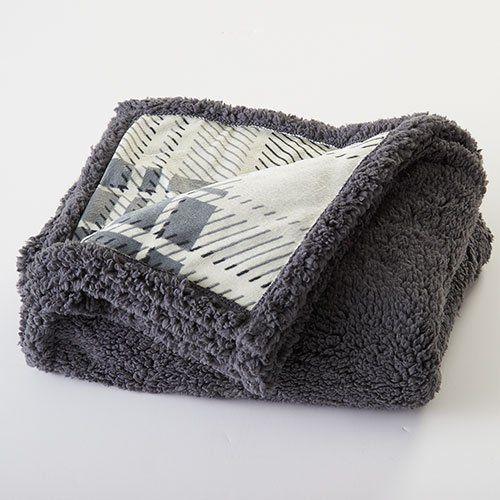 Knitted Baby Blankets Modern