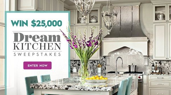 www.bhg.com/25kspring: Win Kitchen Makeover worth $25000 ...