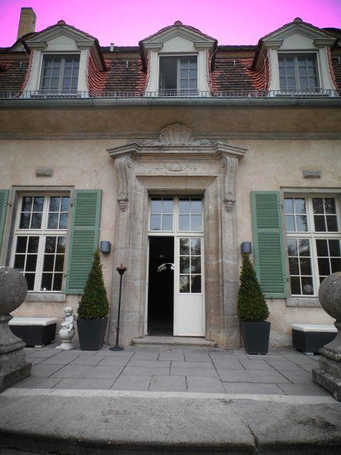 Schloss Kartzow Hotel Restaurant Near Potsdam Germany